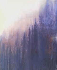 Forest V - XXI Century, Painting, Landscape