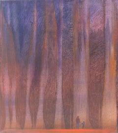 Forest - XXI Century, Painting, Landscape