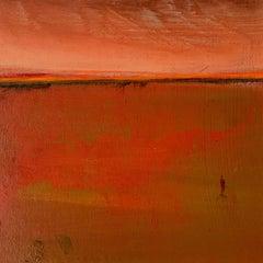 Landscape IV- XXI Century, Contemporary Acrylic Painting, Landscape