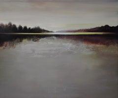Landscape V - XXI Century, Contemporary Painting, Landscape