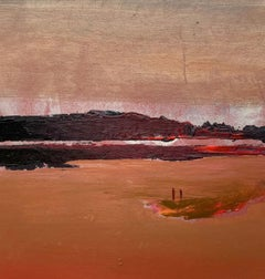 Landscape VIII- XXI Century, Contemporary Acrylic Painting, Landscape