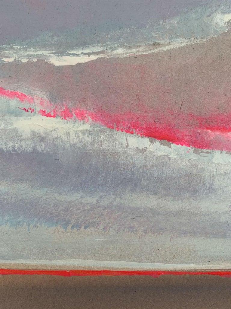 Landscape XIII- XXI Century, Contemporary Acrylic Painting, Landscape For Sale 1