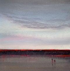 Landscape XIV- XXI Century, Contemporary Acrylic Painting, Landscape