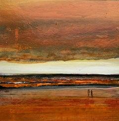 Landscape- XXI Century, Contemporary Acrylic Painting, Landscape