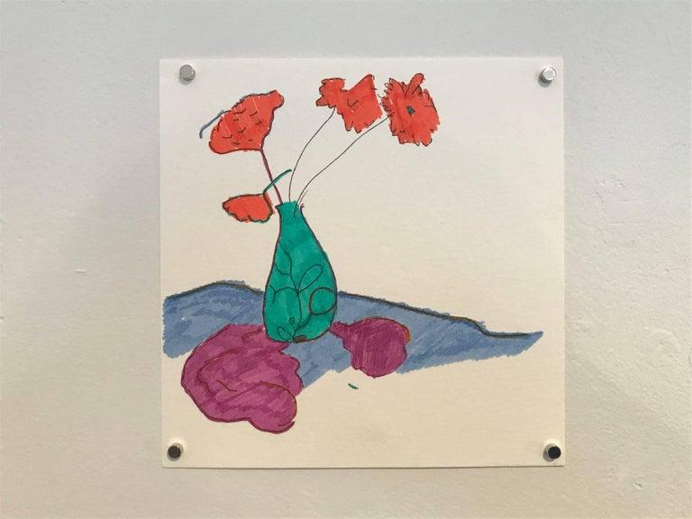 Barbara Marks Interior Painting - Love Letter No. 6