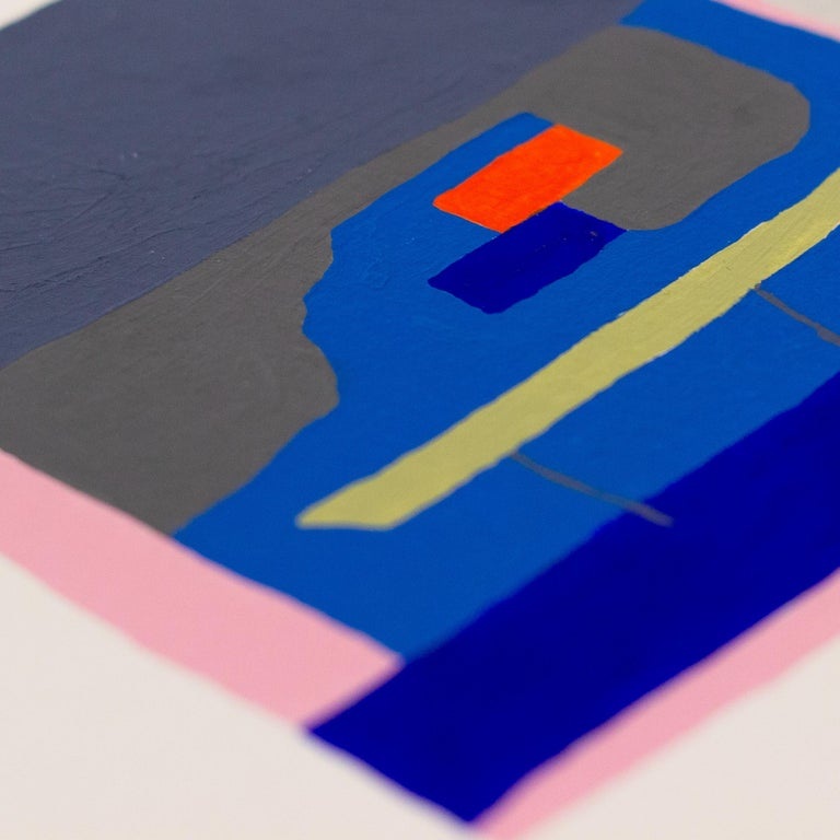 Barbara Marks is a multidisciplinary artist based in Connecticut. She uses color to create space.