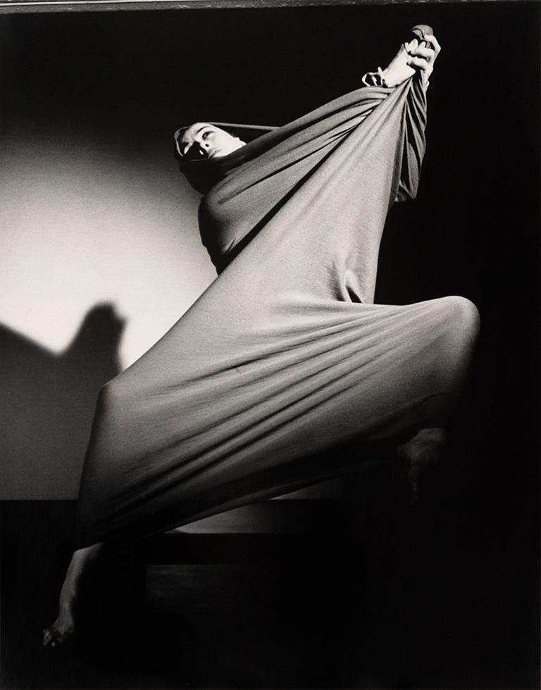 Martha Graham (Lamentation)
