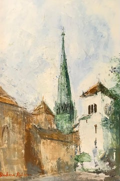 Cathedral Saint-Pierre Geneva