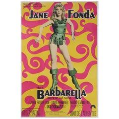 Barbarella, 1968 Poster