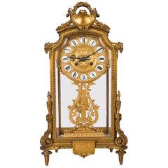 Barbedienne French Mantel Clock, circa 1890