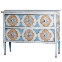 Barberini Dresser in Decorated Wood
