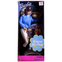 Barbie Horse Riding Doll with Riding Breeches, Helmet and More, 2000