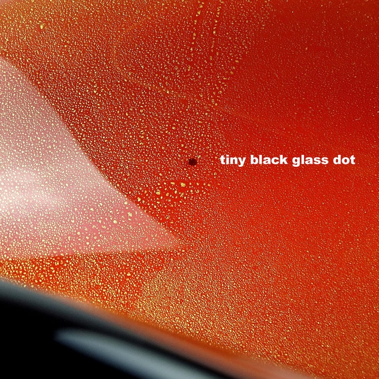 Barbini Murano Black Orange Gold Flecks Italian Art Glass Scroll Shell Bowl In Fair Condition For Sale In Kissimmee, FL