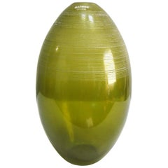 Barbini Murano Glass Vase