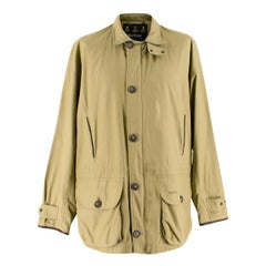 Barbour Natural Field Coat in Kielder XL