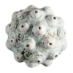 Barbro Åberg 'Orb,' Contemporary Stoneware Sculpture, Denmark, 2019