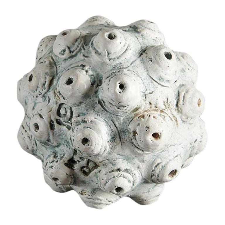 Barbro Åberg 'Orb,' Contemporary Stoneware Sculpture, Denmark, 2019 For Sale