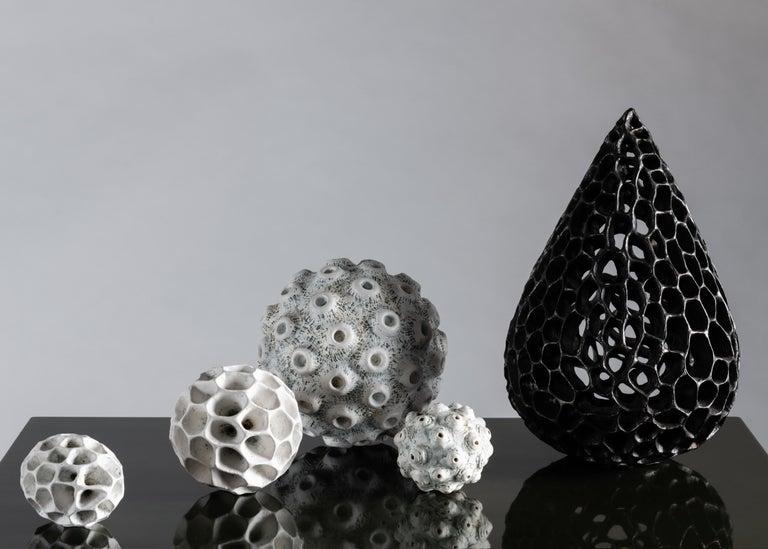 Barbro Åberg 'Speaker,' Contemporary Stoneware Sculpture, Denmark, 2019 For Sale 1