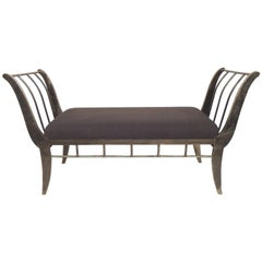 Bare Metal Style Bench