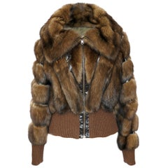 Helen Yarmak Barguzin Sable Jacket