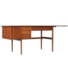 """Barney Flagg """"Parallel"""" Writing Desk for Drexel"""