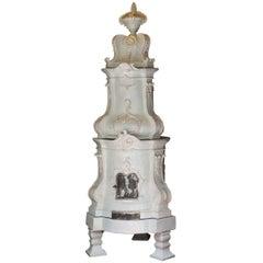 Barocca Veneta Ceramic Stove