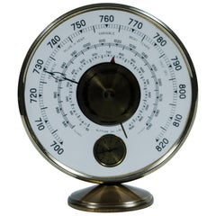 Barometer and Thermometer Jaeger