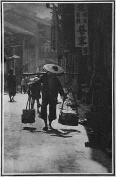 A Street in China [After Baron Adolph de Meyer]