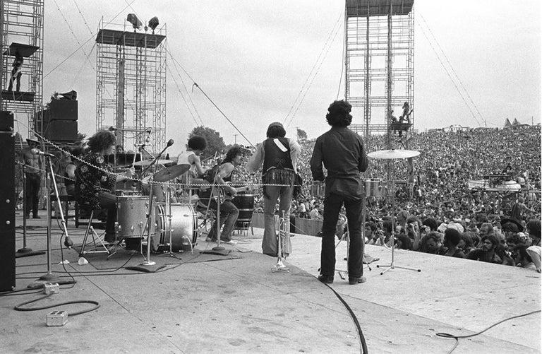 Santana, Woodstock, 1969