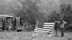 Woodstock 1969, American Flag
