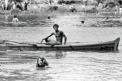 Woodstock 1969, Canoe Man