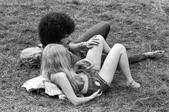 Woodstock 1969, Couple in the Grass