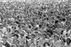 Woodstock 1969, Crowd Scene