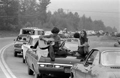 Woodstock 1969, Guitar Traffic
