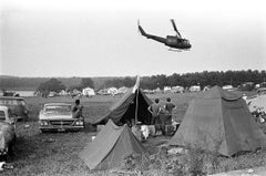 Woodstock 1969, Helicopter