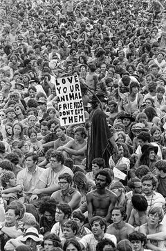 Woodstock 1969, Love Your Animal Friends