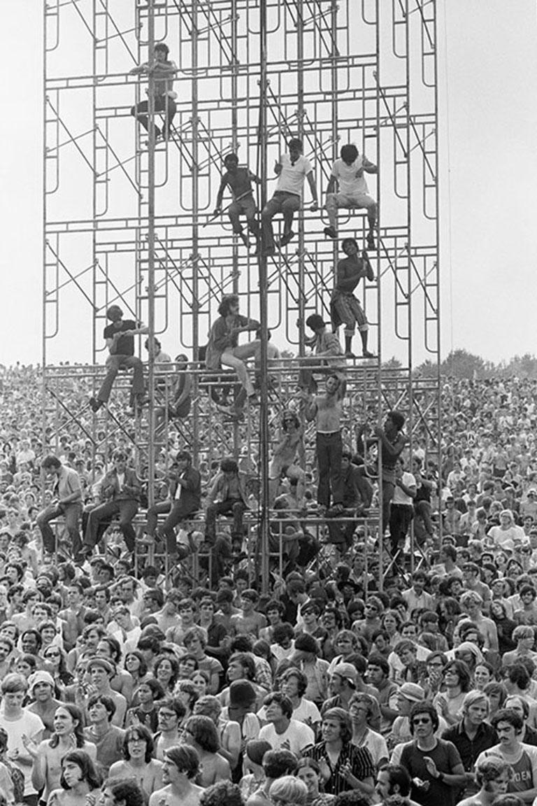 Woodstock 1969, Soundtower