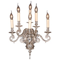 Baroque Applique in Louis XIV Style