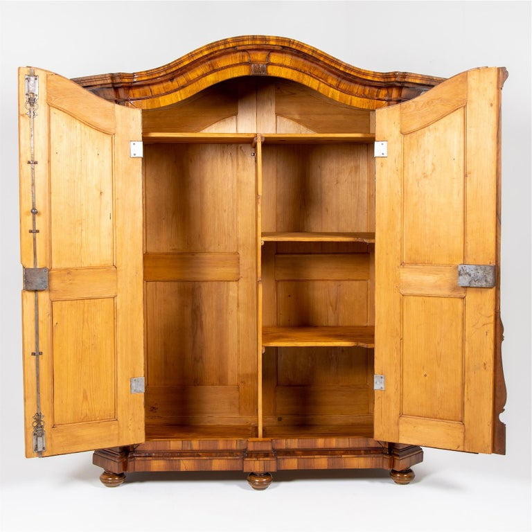 Baroque Cabinet, Munich, Dated 1781 For Sale 6