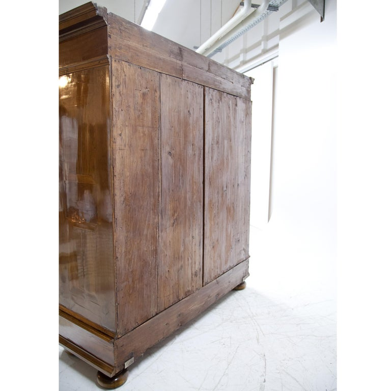 Baroque Cabinet, Salzburg Dated 1727 For Sale 2