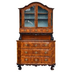 Baroque Composite Dresser, Southern Germany, 1790s
