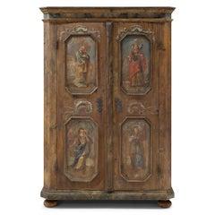 Baroque Provincial Cabinet, 18th Century