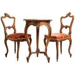 Baroque Revival Tables