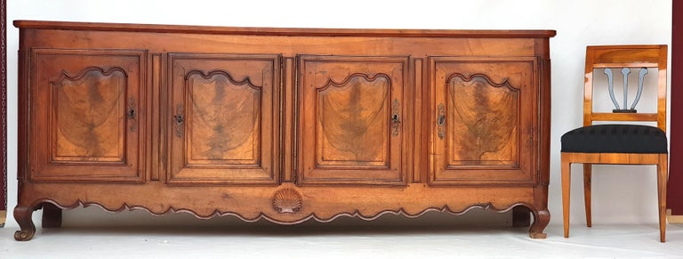 Baroque Sideboard, Provence, 1730s For Sale 1