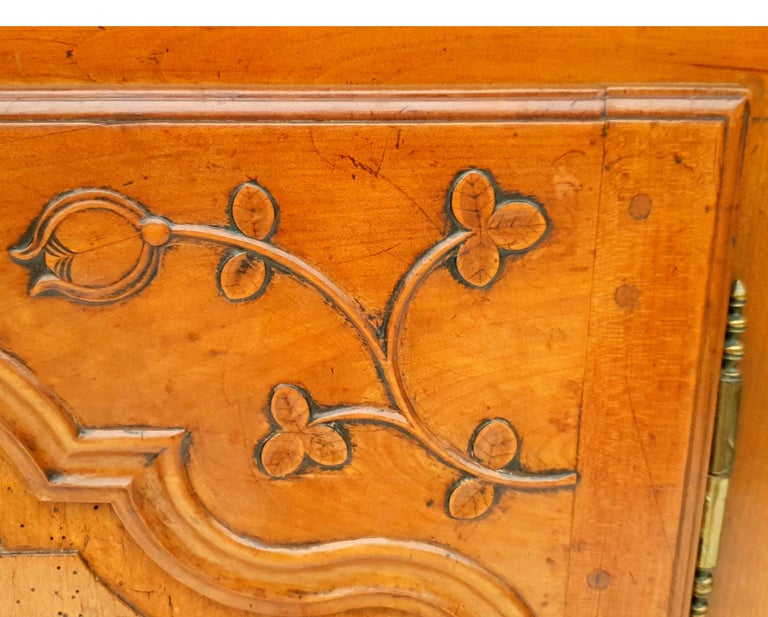 Late 18th Century Baroque Sideboard, Provence, France, 1780s For Sale
