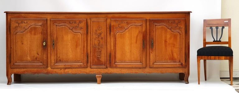 Baroque Sideboard, Provence, France, 1780s For Sale 2