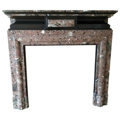 Baroque style Bolection Fireplace