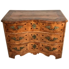 Baroque Style Chest of Drawers, Germany, 19th Century