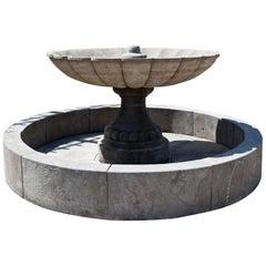 Brunnen Barockstil, 21. Jahrhundert