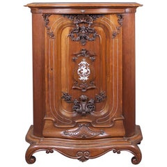 Baroque Style Side Cabinet, Vienna, Late 19th Century